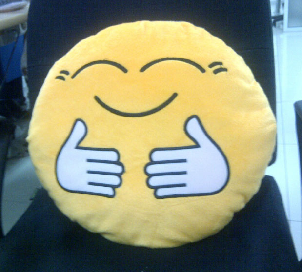 Bantal Emo BB Big Hug