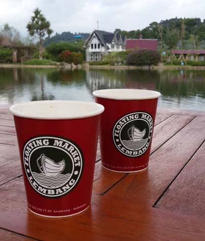 Floating Market Welcome Drink