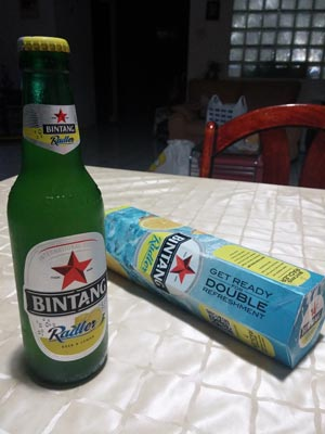 Bintang Radler for Chai