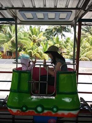 at Taman Wisata Matahari