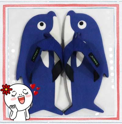 Dolphin Sandal