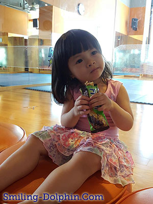 Waiting for Baby Ballet Class