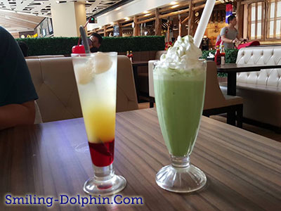 Our drinks ^^
