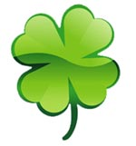 Four Leaf Lucky Clover