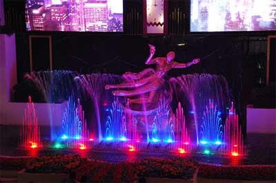Grand Indonesia Fountain
