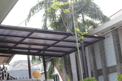 Minimalist Canopy