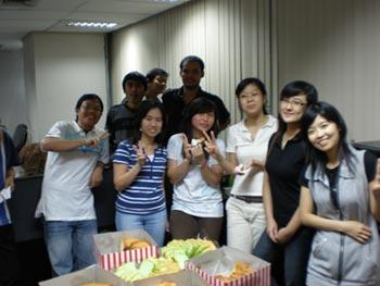 Last Day Lie Fung, Ardi & Yenny