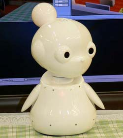 Mamoru Robot
