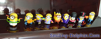 New Minions Collection