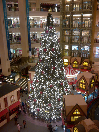 Pohon Natal @ TA 2012