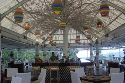 Sky Garden Rooftop Restaurant