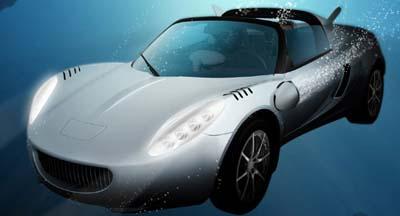 sQuba diving car