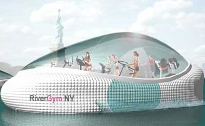 River Gym in New York