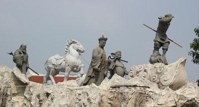 Sun Go Kong Statue