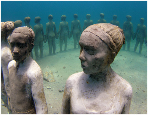 Underwater Artworks