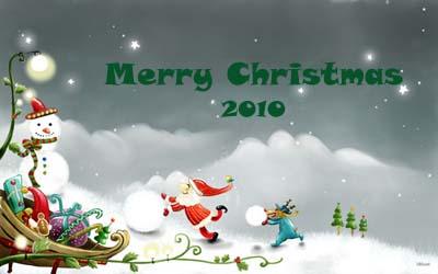 Merry Christmas '10