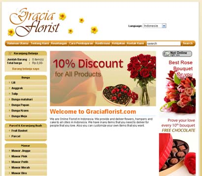 Gracia Florist