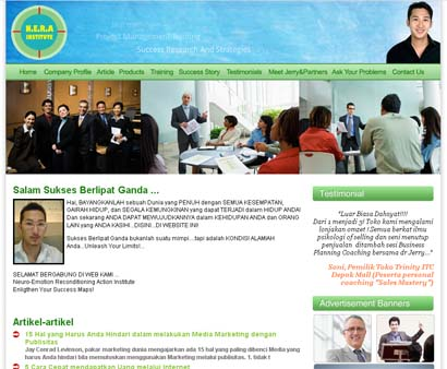 Medee Enterprise Consulting Group Site